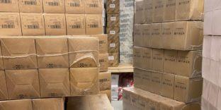 Таможенники выявили контрафактные автозапчасти стоимостью 14 млн рублей