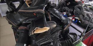 Товары народного потребления без маркировки обнаружили читинские таможенники в одном из магазинов города