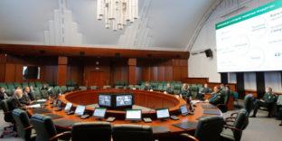 Состоялось заседание Общественного совета при ФТС России