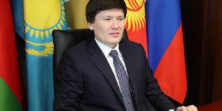 Руслан Бекетаев рассказал о роли цифровизации в сфере налогообложения и налогового администрирования в странах ЕАЭС