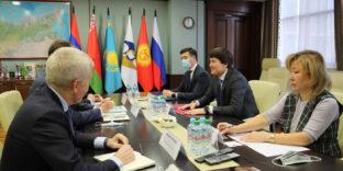 Руслан Бекетаев: «Интенсификация бизнес-диалога ЕАЭС с третьими странами – стратегическое направление развития евразийской интеграции»
